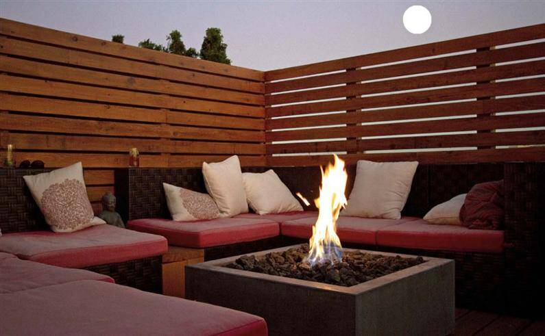 outdoor fire pits - Mystical refinement by Paloform