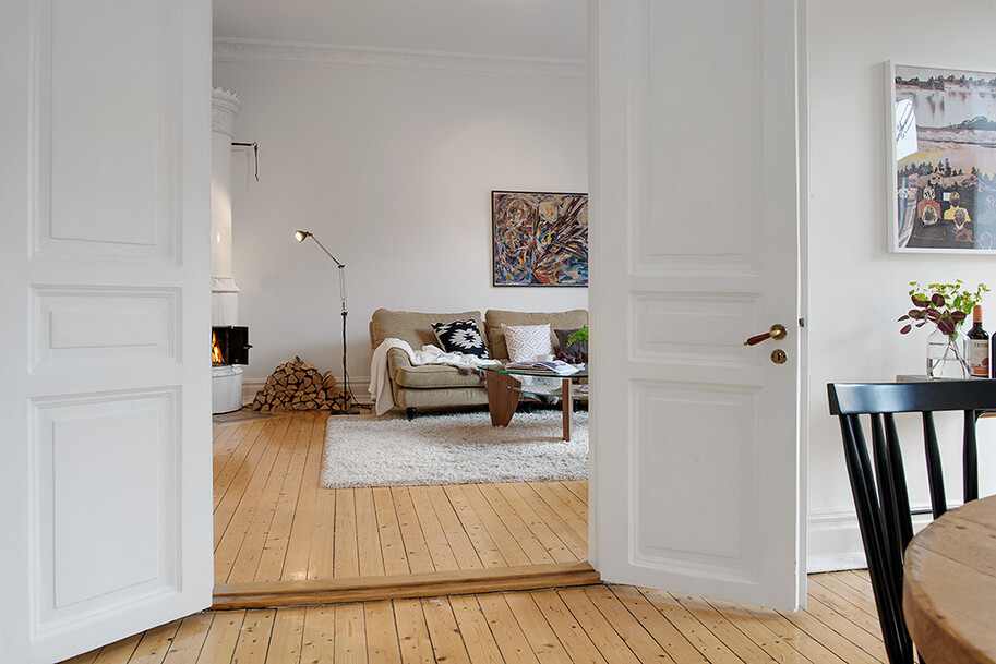 Charming apartment Sweden