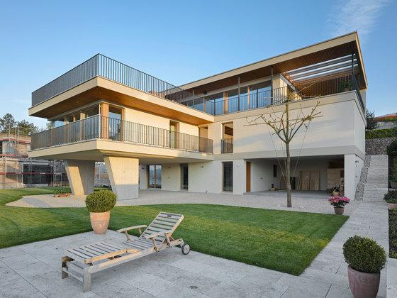 Richrerswil House - architecture