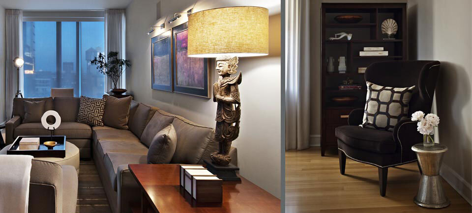 Upper West Side lifestyle reflected in design