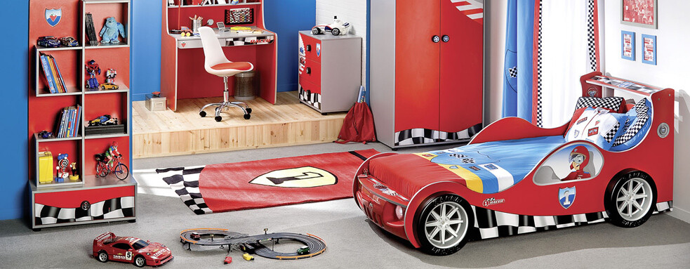 car room for child