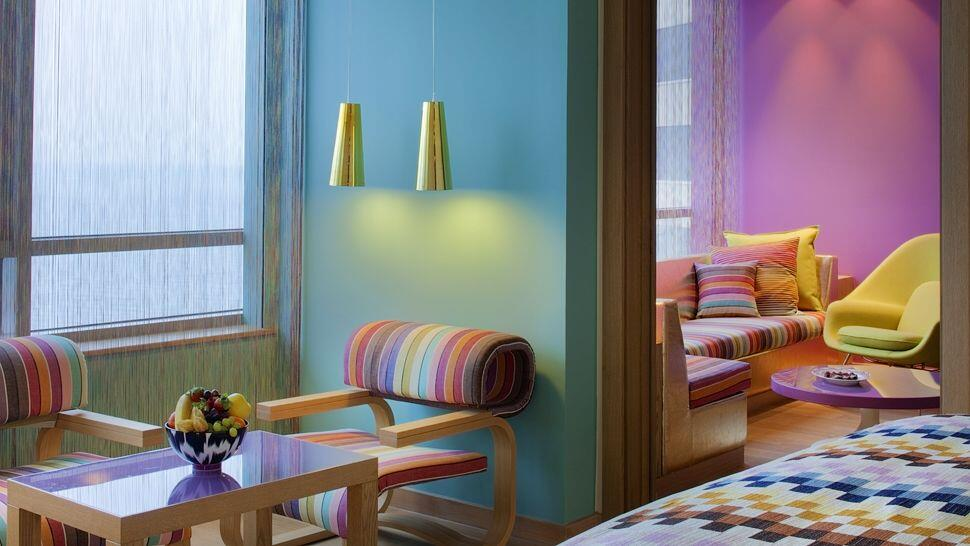 room Hotel Missoni Kuwait