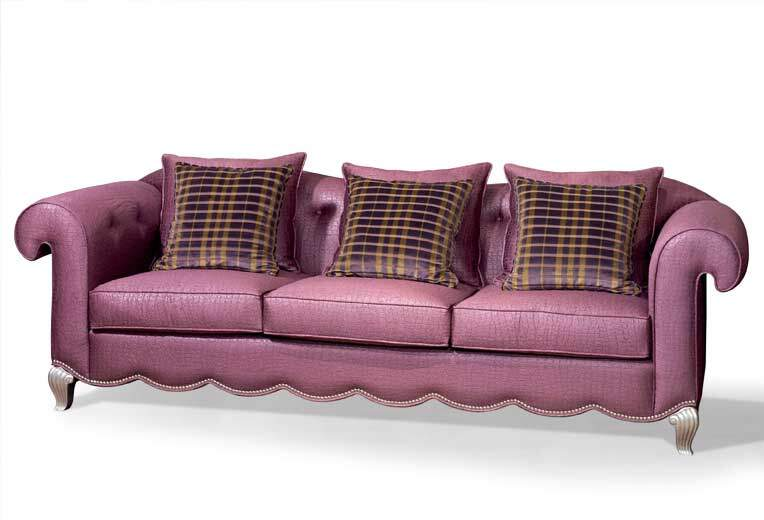 The most luxurious and elegant sofas by Epoca