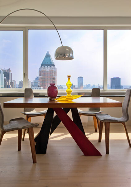 Designer Andrew Suvalsky, Hudson Views apartment in Upper West Side (3)