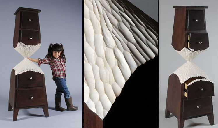 Funky and unique furniture for children room by Judson Beaumont (2)