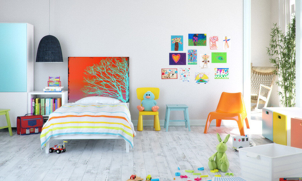 collection by NOYO for bedroom