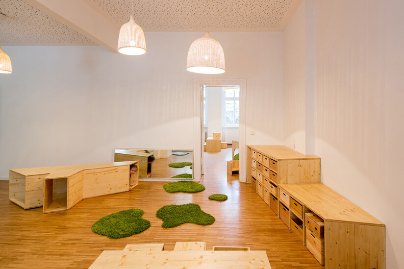 Playground inspired from nature by Baukind from Berlin, Germany (4)