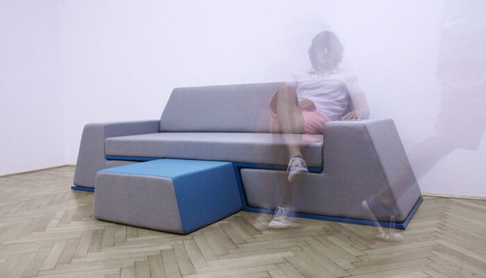 Prime sofa - the equipment of relaxation of next generation from Desnahemisfera (4)