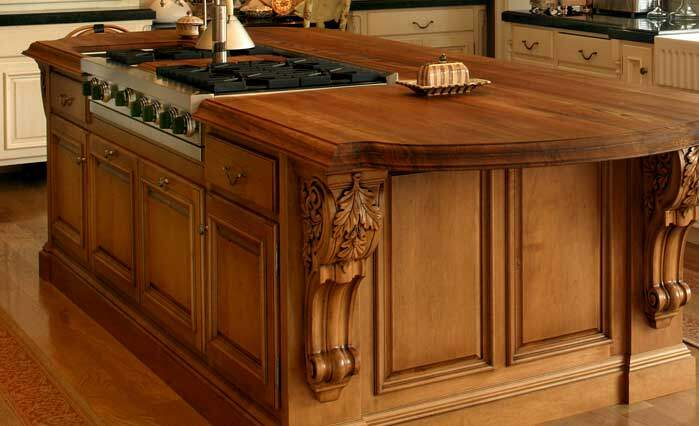 French style in a kitchen, made by Simmons & Company (3)
