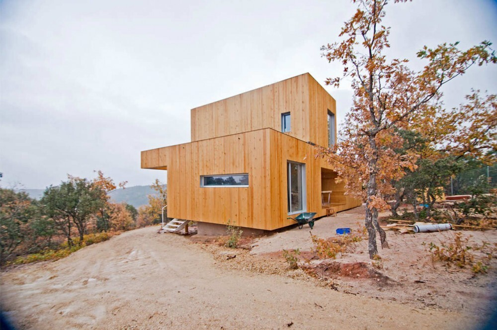 ExHouse away from the city noise, by GarcíaGermán Arquitectos (14)