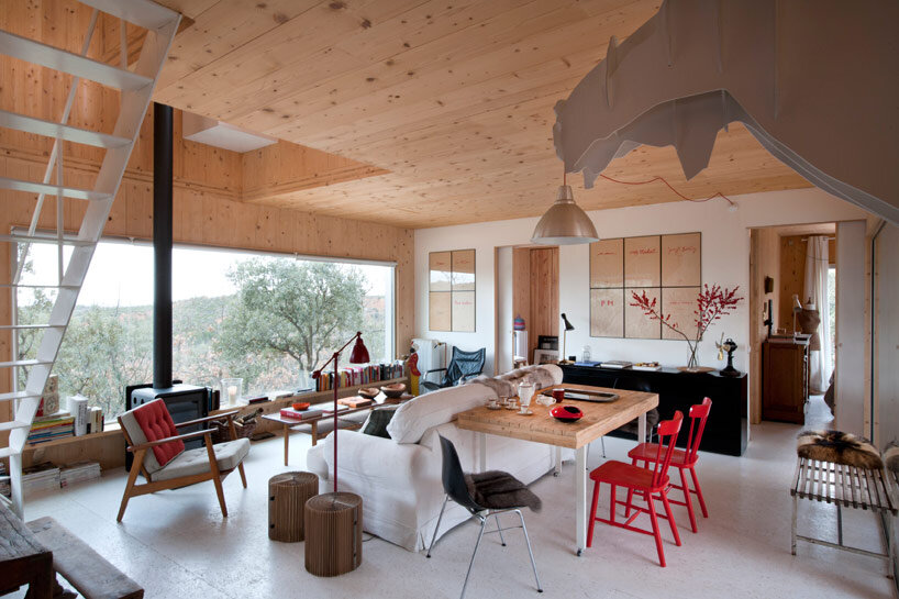 ExHouse away from the city noise, by GarcíaGermán Arquitectos (20)