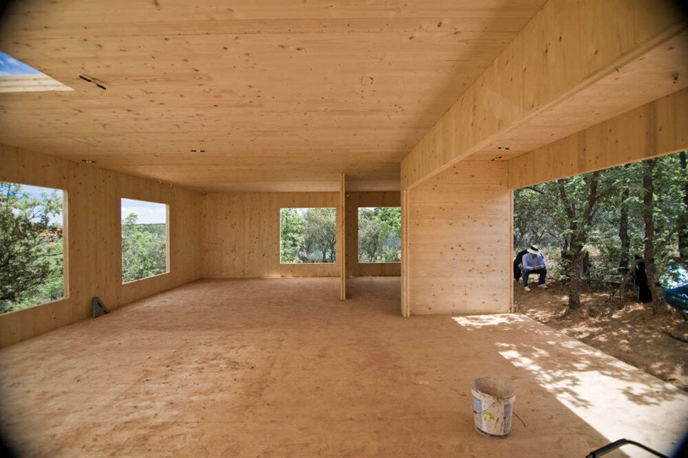 ExHouse away from the city noise, by GarcíaGermán Arquitectos (9)