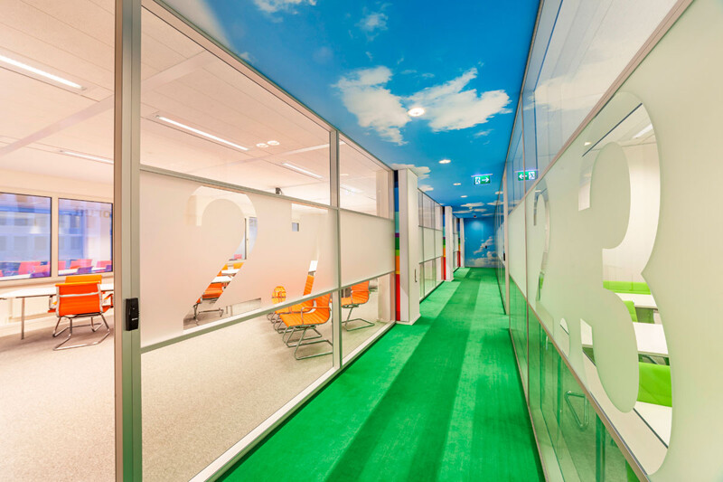 NTI offices - vitality and vivid tones, by Liong Lie Architects (3)