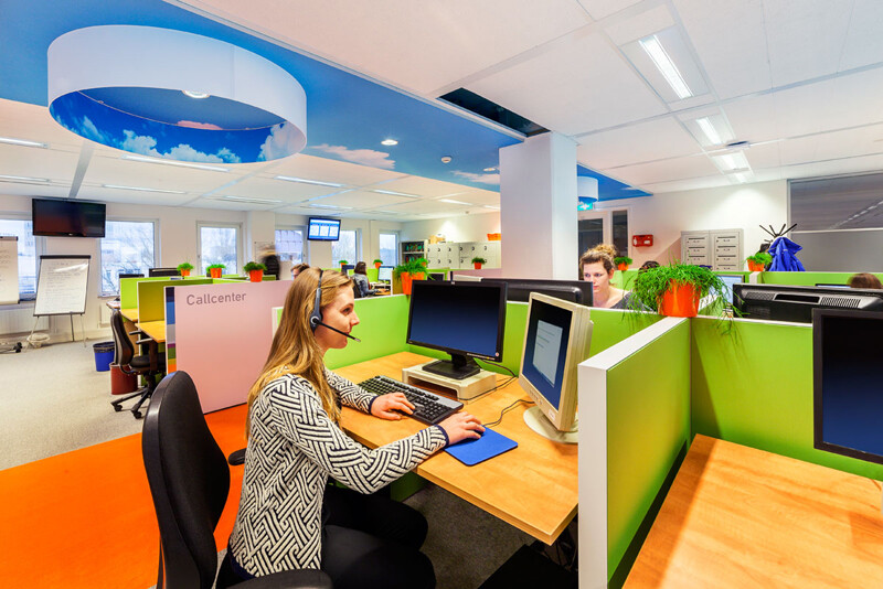 NTI offices - vitality and vivid tones, by Liong Lie Architects (4)