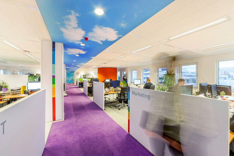 NTI office - vitality and vivid tones, by Liong Lie Architects (8)