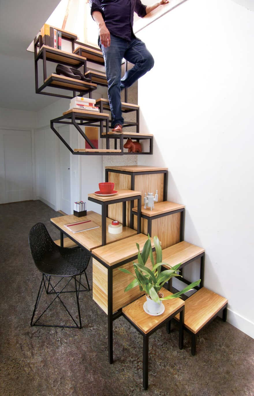 Solution to Save Space by Mieke Meijer