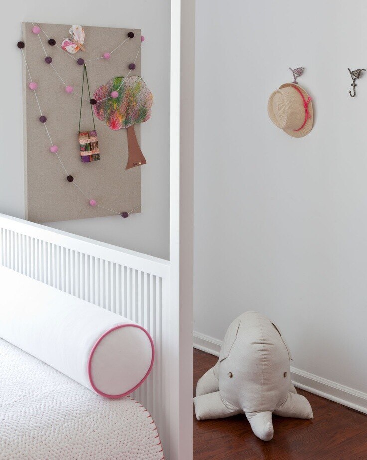 Pink room for Ava, by Sissy Marley LLC