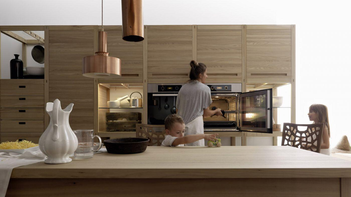 Valcucine kitchens - old handicraft techniques and contemporary design (11)