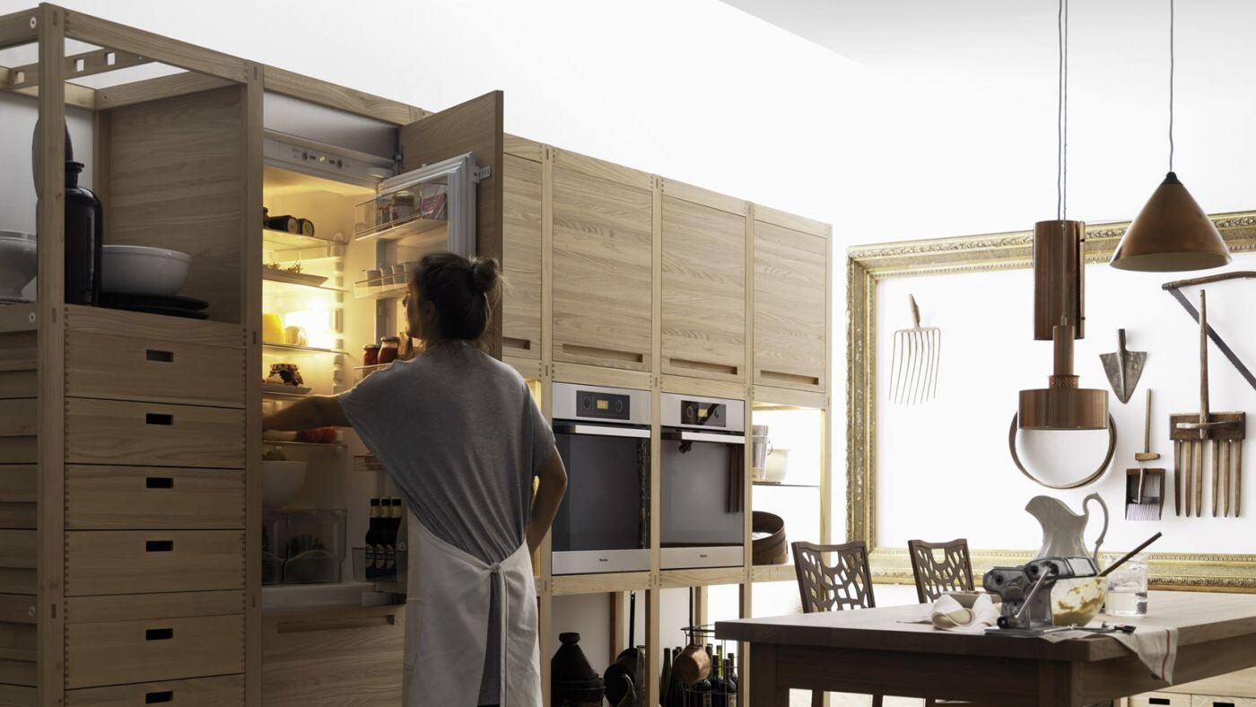 Valcucine kitchens - old handicraft techniques and contemporary design (12)