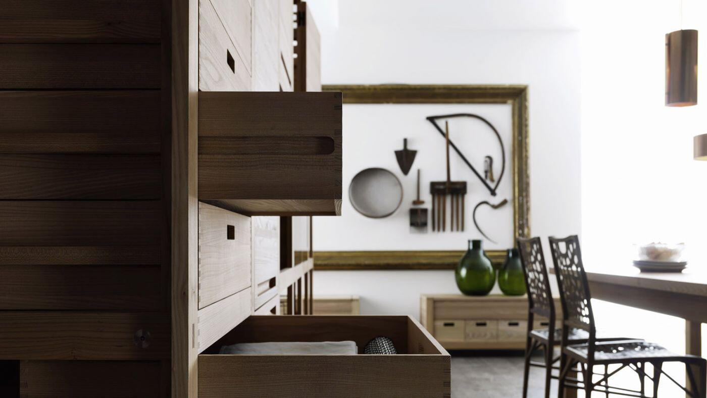 Valcucine kitchens - old handicraft techniques and contemporary design (3)