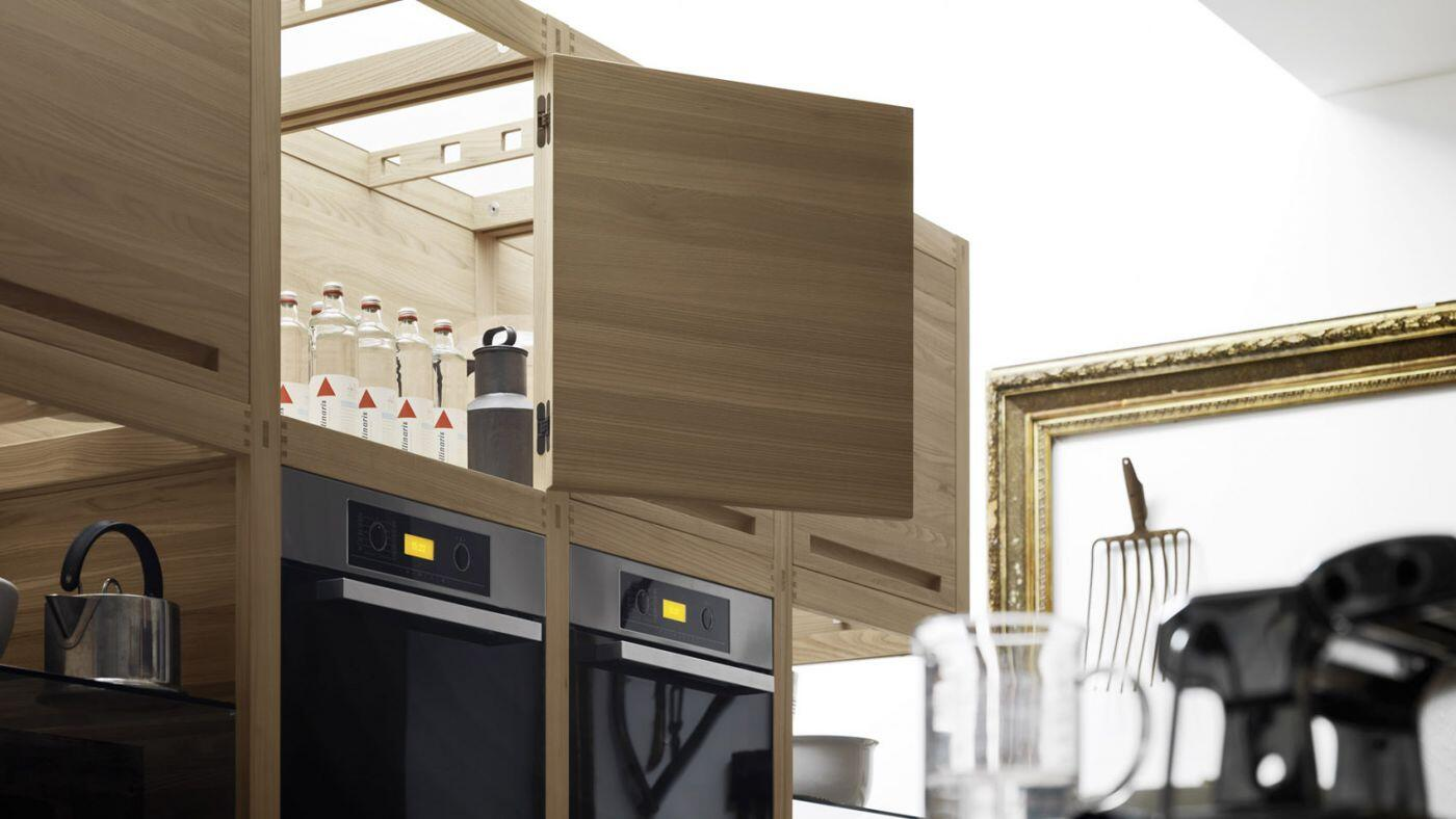 Valcucine kitchens - old handicraft techniques and contemporary design (6)