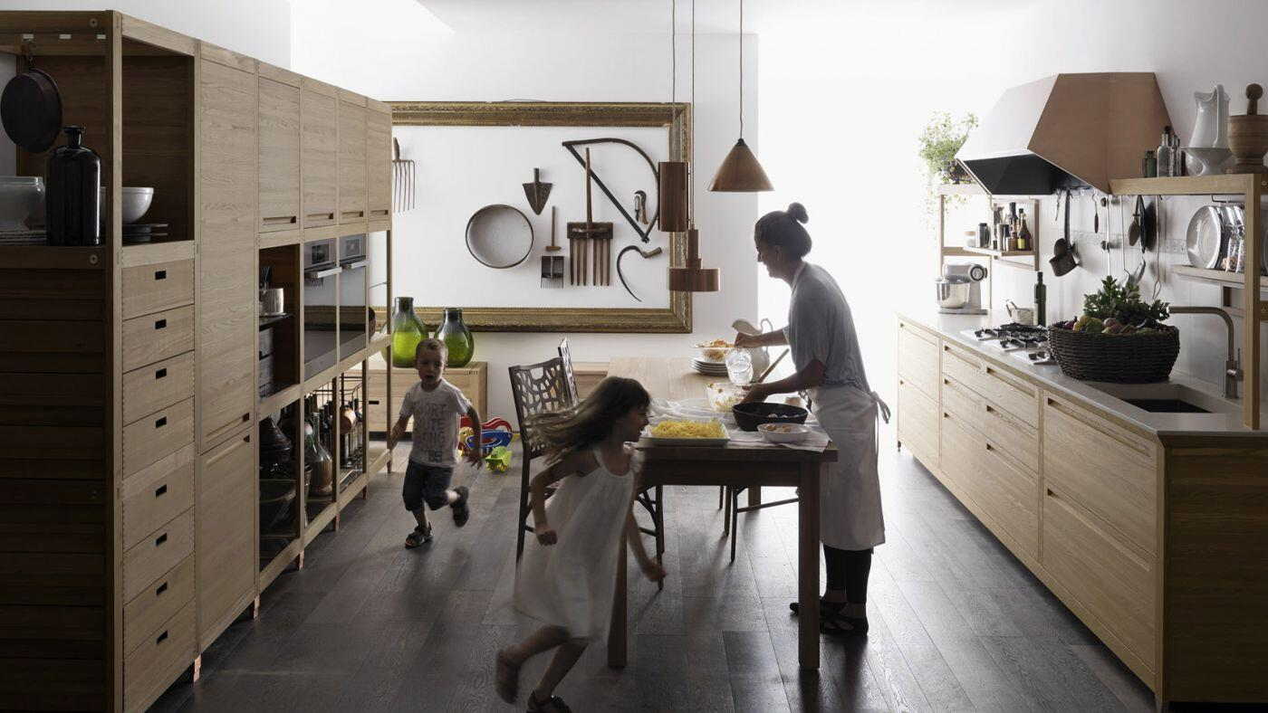 Valcucine kitchens - old handicraft techniques and contemporary design (7)