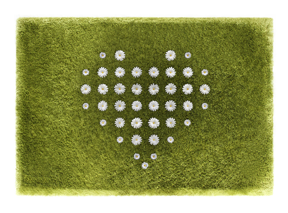 Daisy Garden Rug - a playful and interactive rug by Joe Jin Design Company Ltd (4)