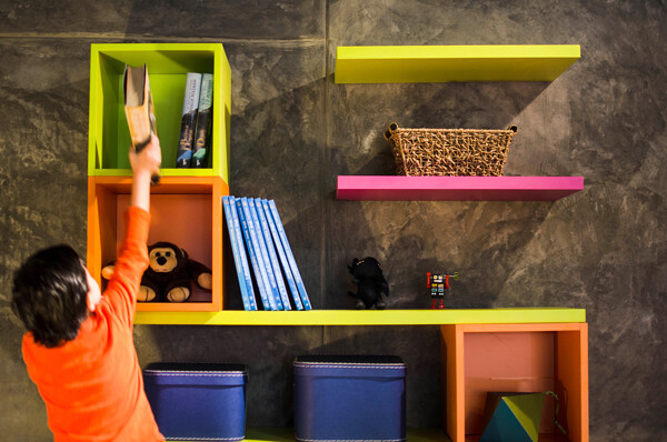 Innovative furniture for a expressive room, by SuiSo (3)
