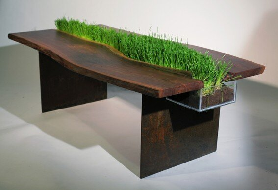 Planter Table - some freshness to your home, by Emily Wettstein (4)