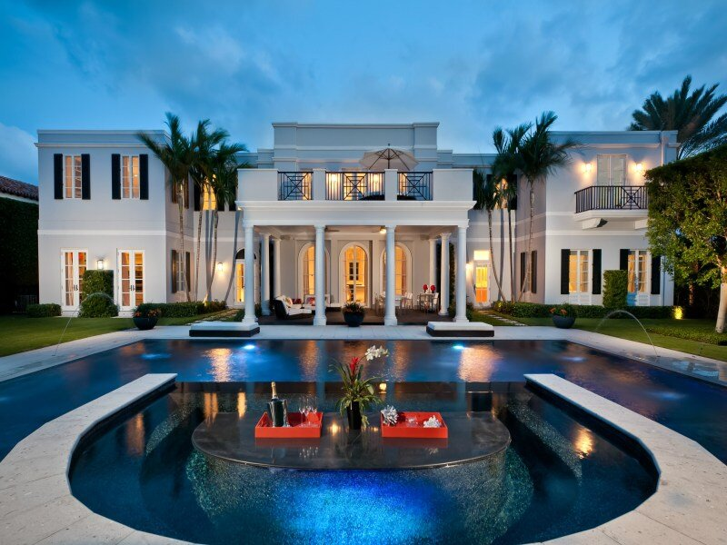 Classical architecture Regency property for a luxurious life