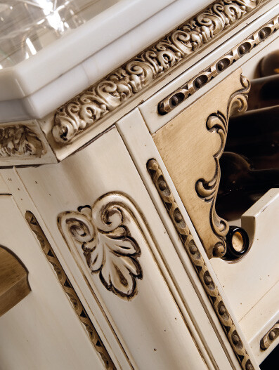 Fenice kitchen inspired by the Baroque and Venetian theater (4)
