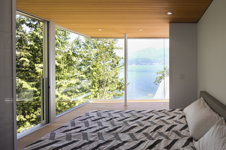 Gambier Island House - where beauty and silence reign  by McFarlane Green Biggar Architects (3)