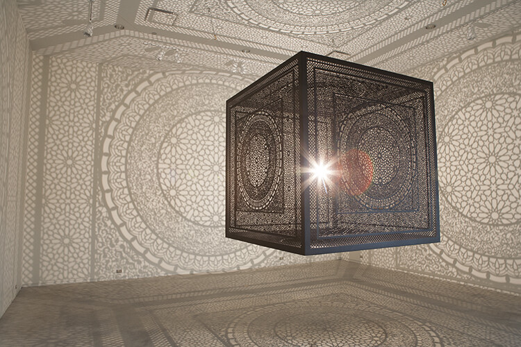 Intersections by Anila Quayyum Agha - www.homeworlddesign.com (2)