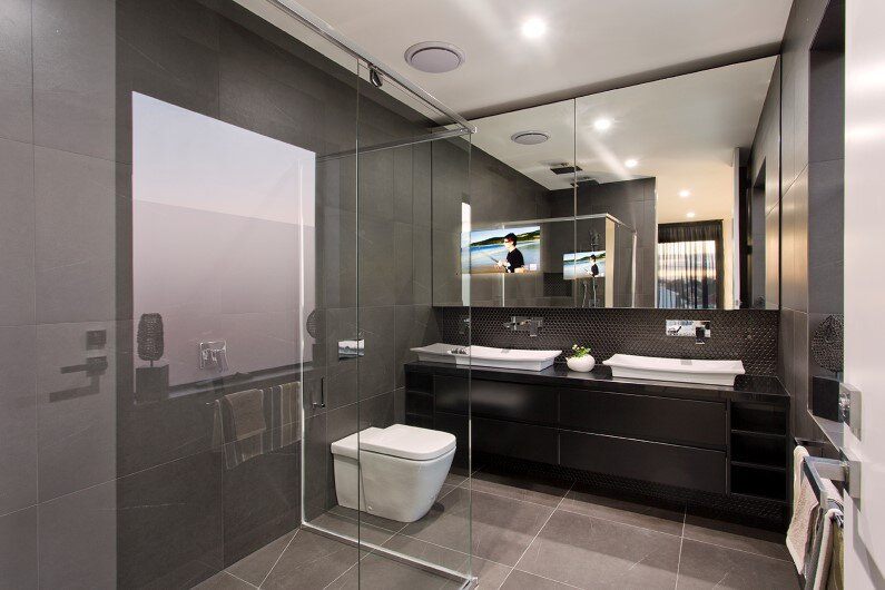Splendid stylistic conception and impeccable finishes by Knight Building Group - www.homeworlddesign.com  (10)