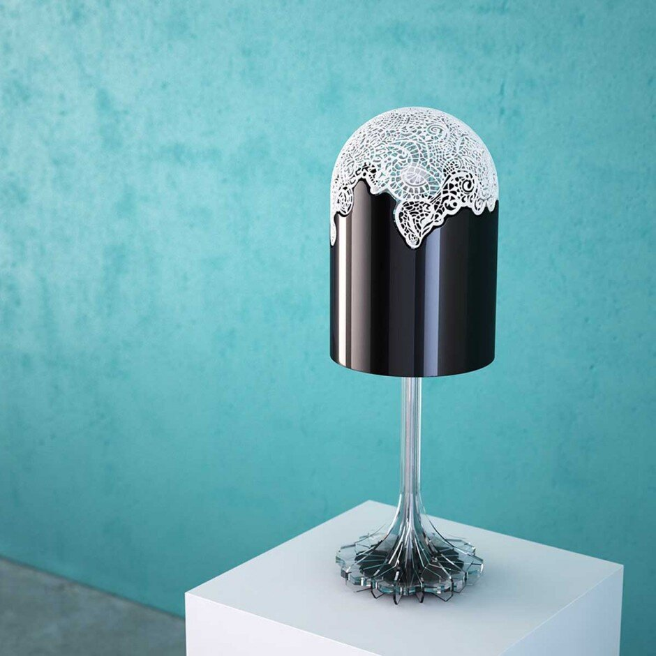 Lacelamps collection - Inspired by the traditional handmade lace - www.homeworlddesign. com (2)