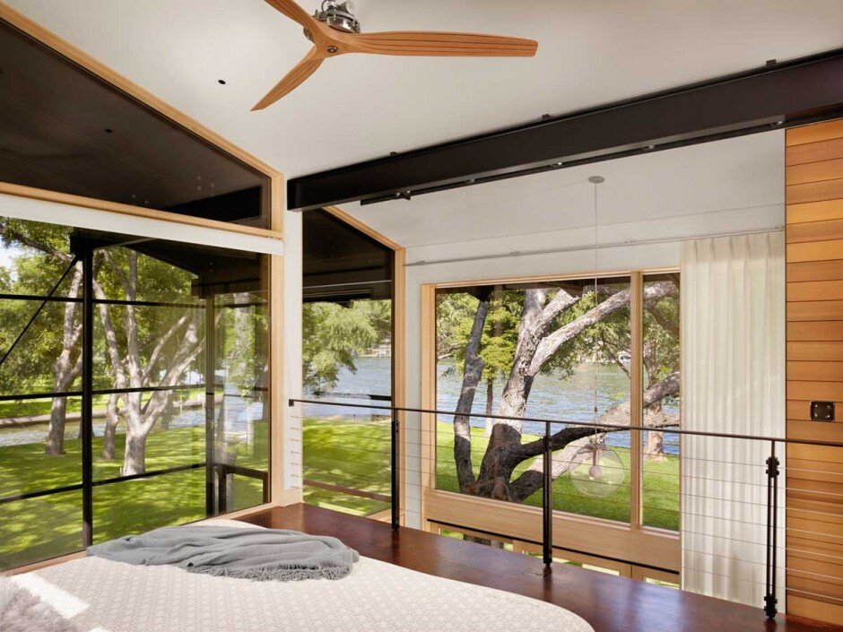 architecture with a strong connection to nature The Hog Pen Creek Residence - www.homeworlddesign. com (18)