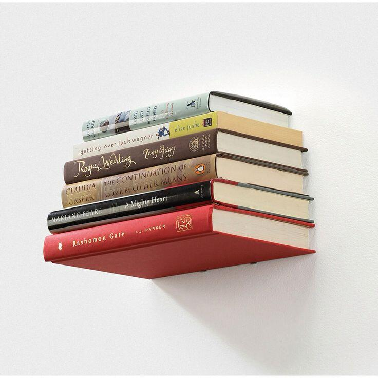 Bookshelves with minimalist design and expressive Conceal book shelf - www.homeworlddesign. com (3)