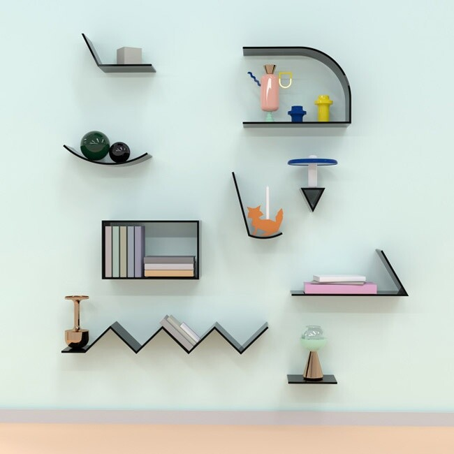 OGN Project transform the wall into a playground for line and color - www.homeworlddesign. com (1)