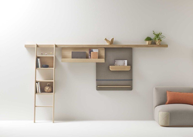 Zutik new wall-mounted system from the French studio Alki - HomeWorldDesign (2) (Custom)