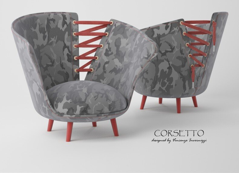 Armchair by Vincenzo Invernizzi - HomeWorldDesign (7)