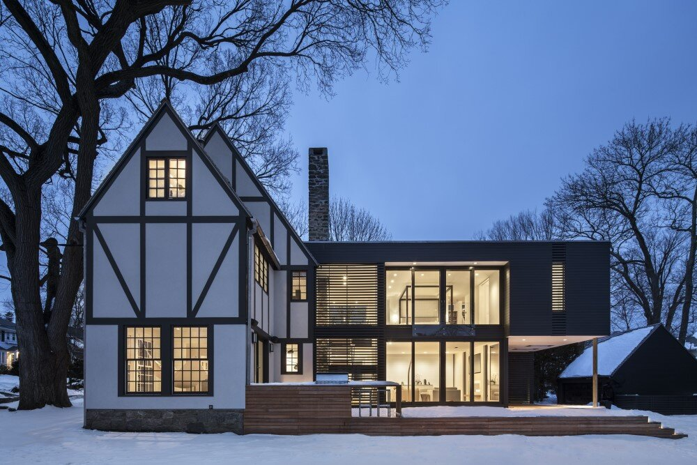 Tudor house restoration and extension project developed by Joeb Moore & Partners Architects JOEB - HomeWorldDesign (1) (Custom)