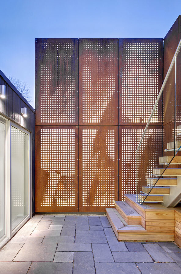 Architecture outdoor by Studio Roundabout