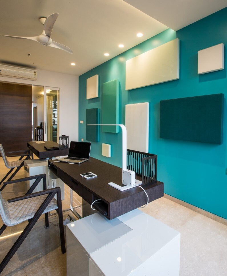 Duplex Apartment in the Indian town of Hyderabad