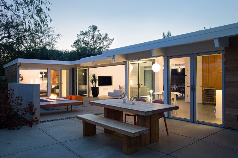 Eichler Home by Klopf Architecture
