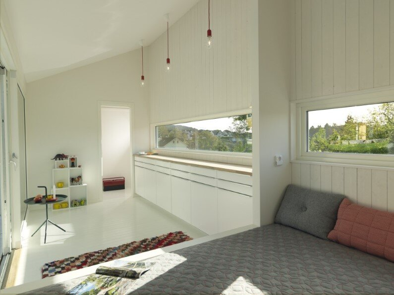 Room - Slice by Saunders Architecture