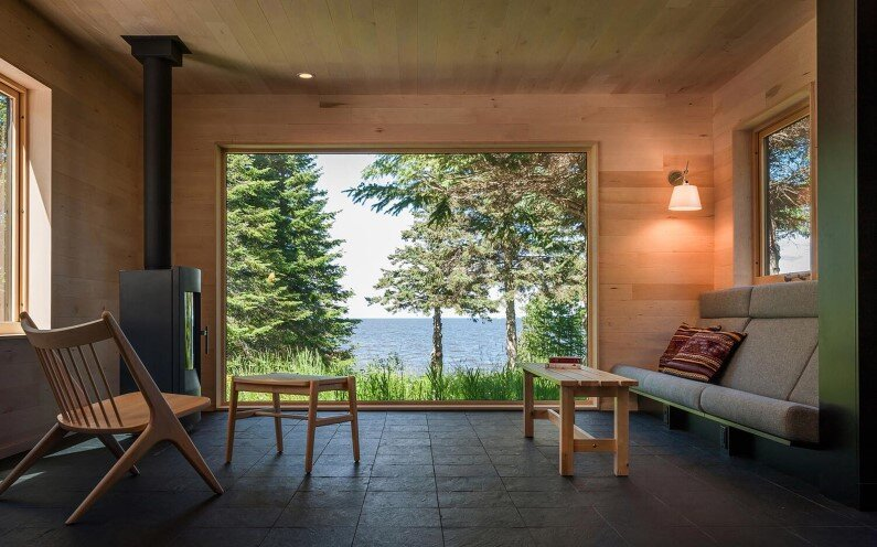 Vacation home by Salmela Architect