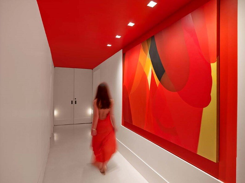 William hotel - In Situ Design, Lilian B Interiors and artist William Engel