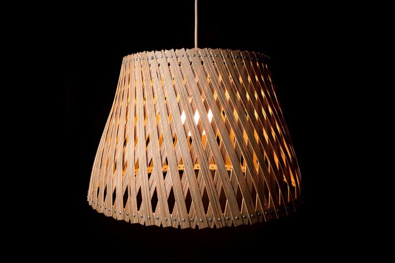 ceiling-lamps - nature-friendly materials