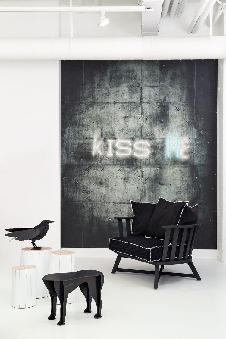 furniture and accessories from RADform showroom