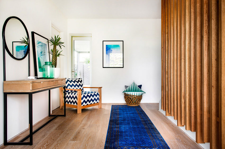 Coastal style design by Collected Interiors in Cottesloe Beach, Australia
